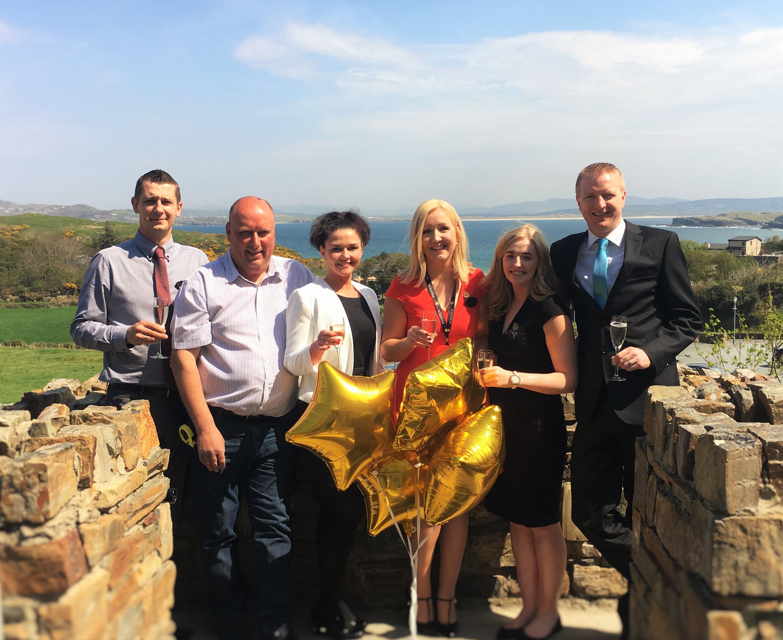 Shandon Hotel & Spa wins an international travel award – Luxury Hotel & Spa of the Year!