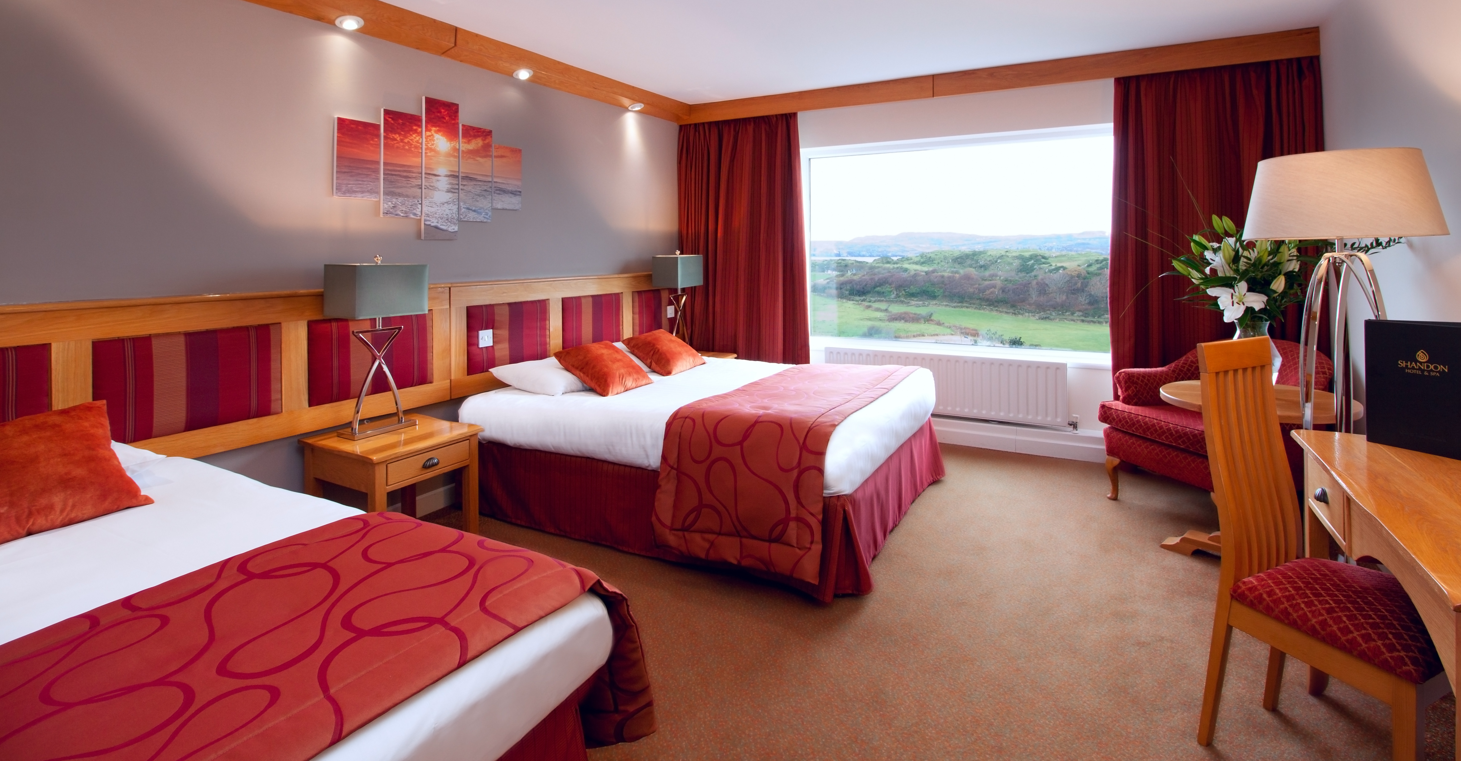New Deluxe Rooms at the Shandon!