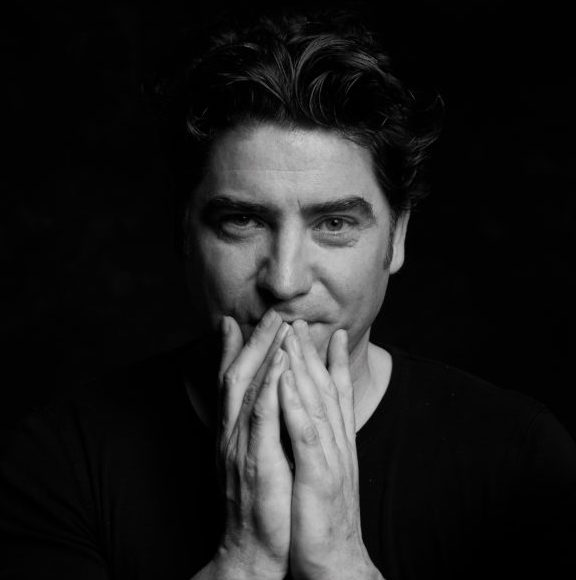 Dinner with Brian Kennedy at the Shandon