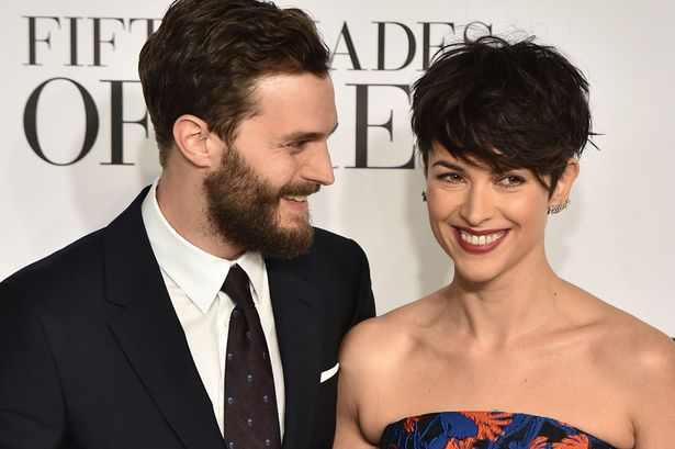 50 Shades Star Jamie Dornan Checks into Shandon Hotel & Spa