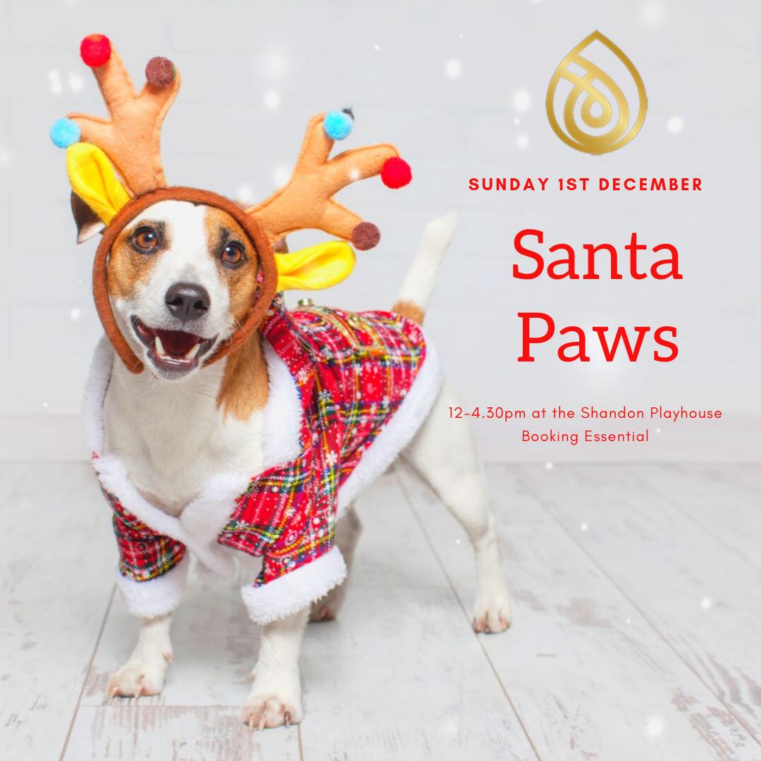Santa Paws Sunday @ The Shandon Playhouse