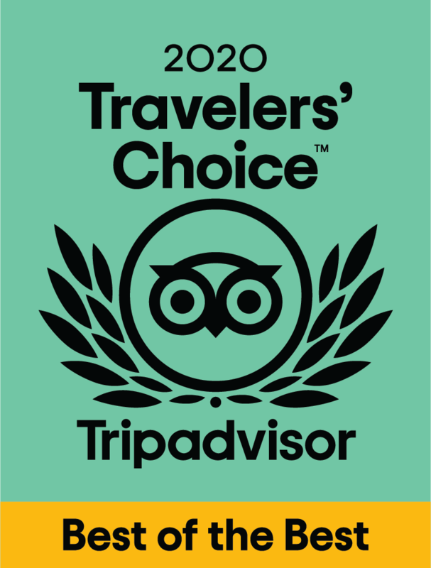 Shandon is named in the top 3% of Ireland's Top Hotels by TripAdvisor!